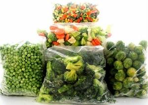 Какие продукты и как надо замораживать.