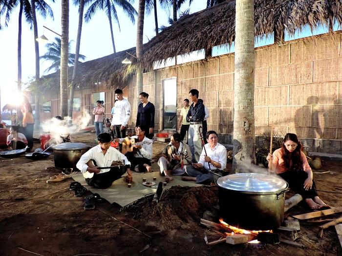 Món ngon ngày Tết được chế biến từ quả dừa