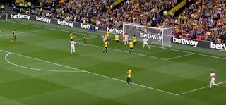 واتفورد يتلقى الهزيمة الأولى له..خسر من مانشستر يونايتد بهدفين مقابل هدف