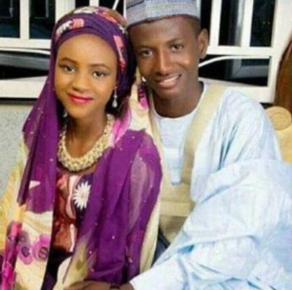 15 year old nigerian girl marries