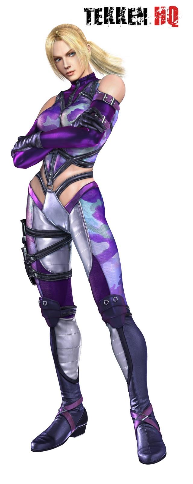 Nina Williams Tekken Headquarter