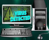 how to detect virus in your computer
