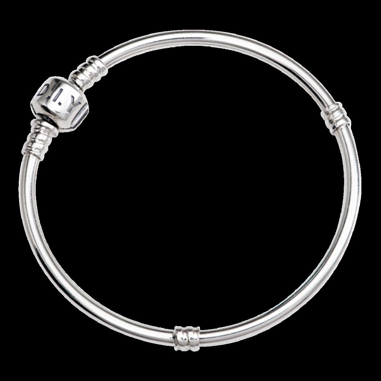 Vòng tay charm bạc DIY PNJSilver 0000K000060