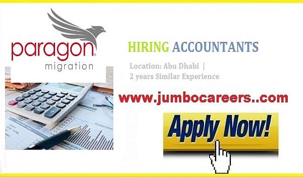 Accountant Jobs in Abu Dhabi 2020