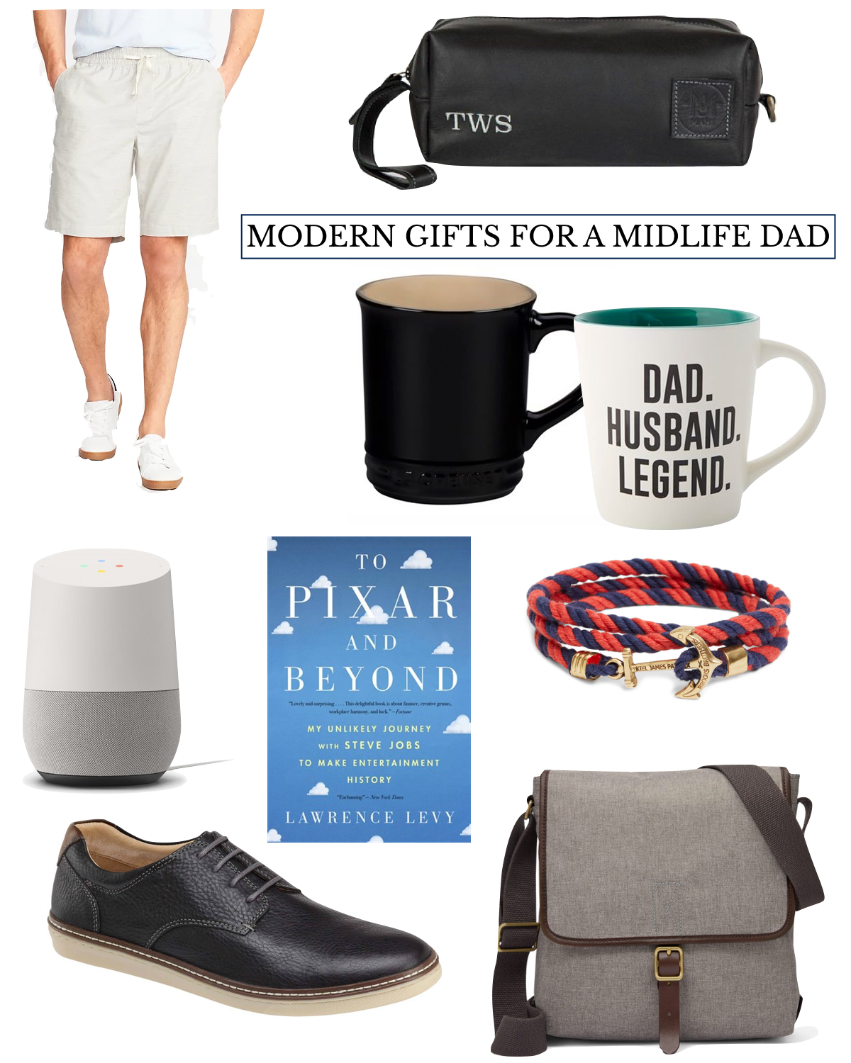 modern gifts for midlife dad