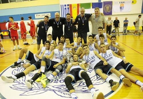 Τουρνουά Φιλίας: Πρωτιά της Ελλάδας, επιβλήθηκε με 71-53 της Ισπανίας