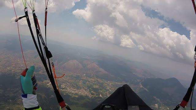 Παραμυθιά: Flying Weekend  1-3 Σεπτεμβρίου