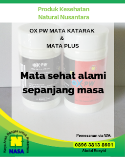 OX PW Mata Kataran / Mata Plus 60 Kapsul
