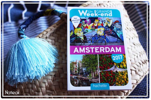 livre un week-end à Amsterdam