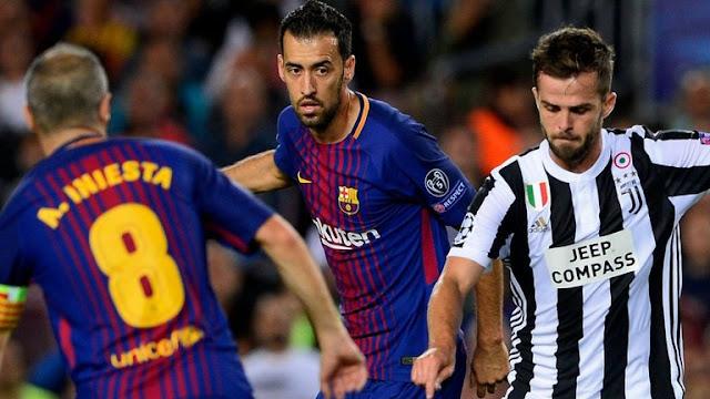 Barca Bisa Segera Pastikan Tiket 16 Besar Jika Menang dari Juventus
