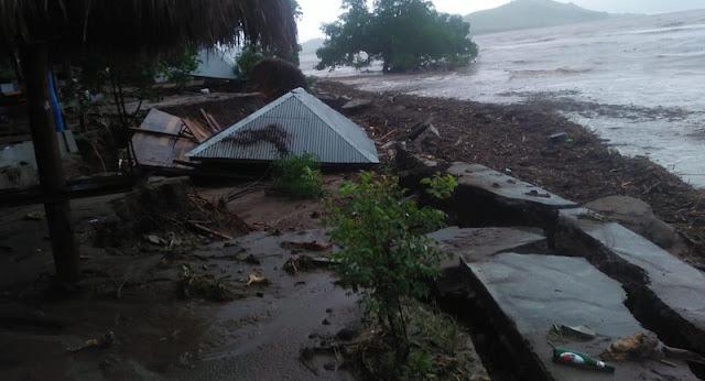 Korban Tewas Bencana di NTT Bertambah Jadi 84 Orang