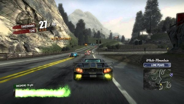 Game Burnout Paradise The Ultimate