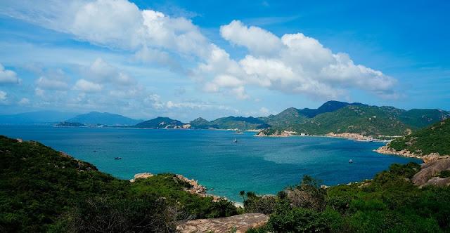 Tourism potentials of Cam Ranh