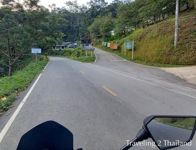 Motobike Riding in North Thailand