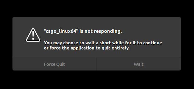 GNOME Shell kuvveti cevap vermiyor