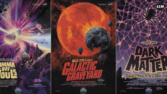 NASA Bagikan Playlist Suara Misterius Luar Angkasa Spesial Halloween 2020