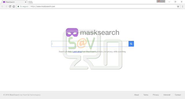 Masksearch.com (Hijacker)