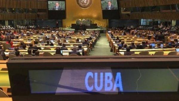 Eligen a Cuba como miembro del Consejo de DD.HH. de la ONU