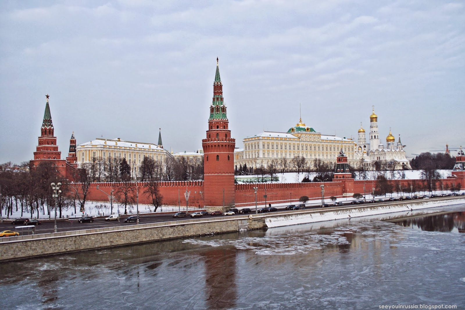 russian kremlin moscow 1600 - photo #23