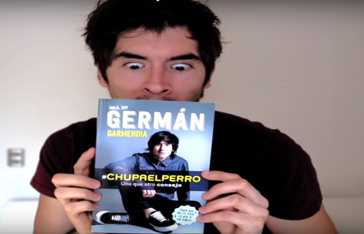 Conviviendo Con Las Estrellas German Garmendia Lanza Libro