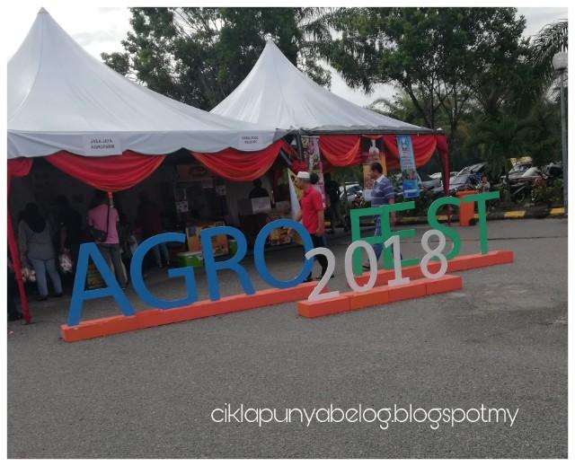 Jalan-jalan di SELANGOR AGROFEST 2018.
