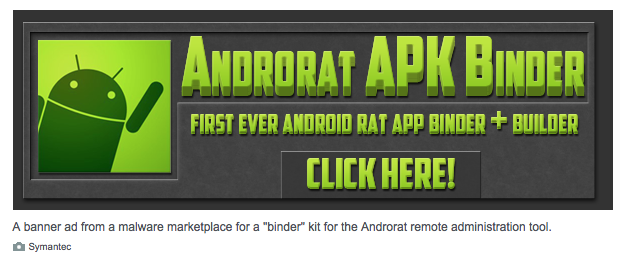 Kevin's Security Scrapbook: Android Malware that Gives