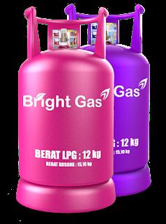 Bright Gas 12 Kg