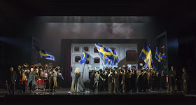 Verdi: Un ballo in maschera - Welsh National Opera - (Photo © Bill Cooper)