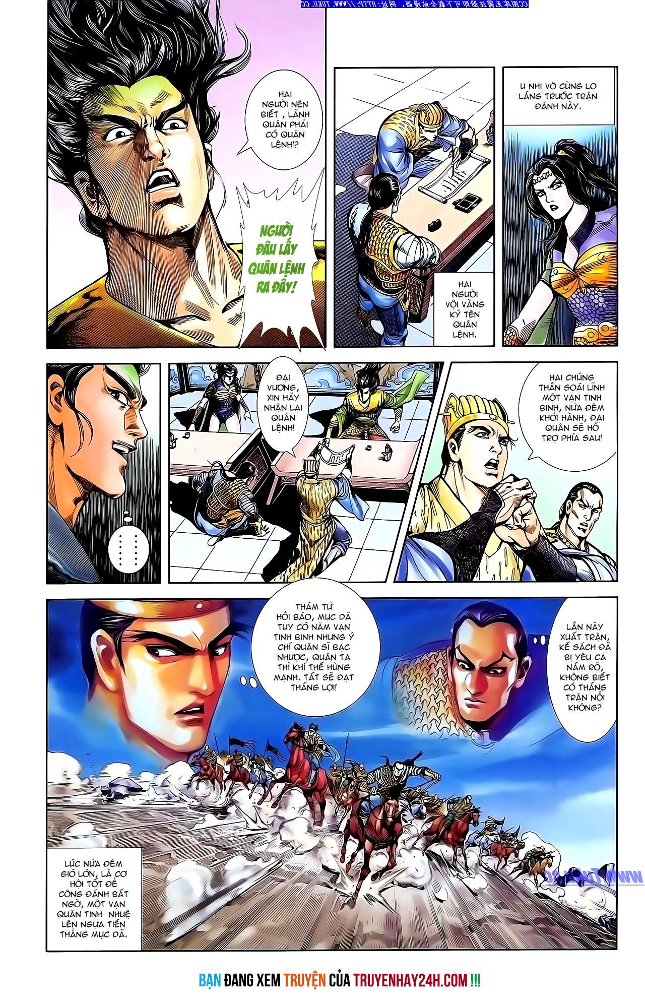 Cơ Phát Khai Chu Bản chapter 143 trang 28