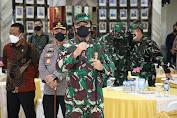 Panglima TNI : Ingat Virus Tidak Ada Libur