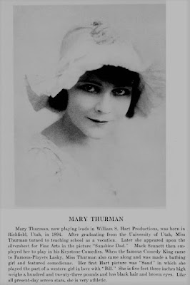 Mary Thurman