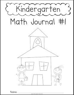 Fall Into First: Kindergarten CORE Math Unit