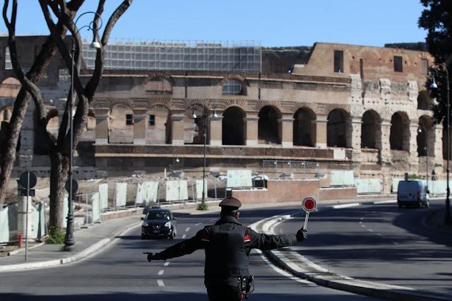 COVID-19: Italia vuelve al confinamiento