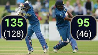 Ireland vs Sri Lanka 2nd ODI 2016 Highlights