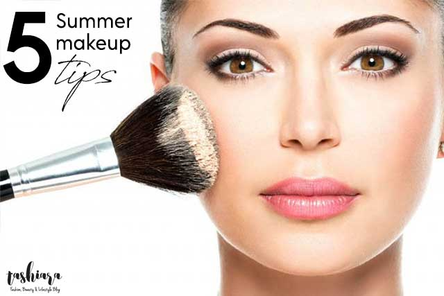 Best Summer Makeup Tips For Oily Skin That Every Girl Should Know