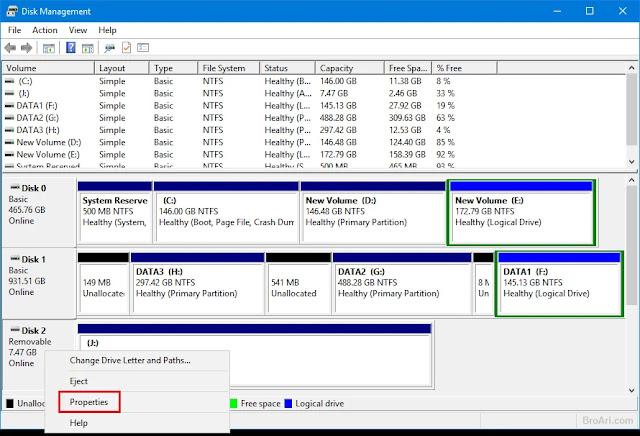 Ternyata, di Windows 10 USB Bisa Langsung Dicabut