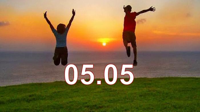Зеркальная дата мая: как привлечь удачу и деньги 05.05