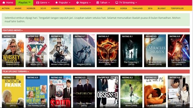 Nonton Film Bagus Movie Bioskop Cinema 21 Box Office