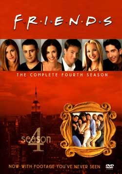 Friends (1997) Season 4 Complete