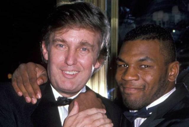 Kisah Mike Tyson Labrak Donald Trump Karena Dikira Selingkuh dengan Istrinya