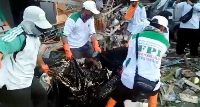Sejak Berdiri Tahun 1998, FPI Berantas Maksiat dan Melakukan Aksi Kemanusiaan