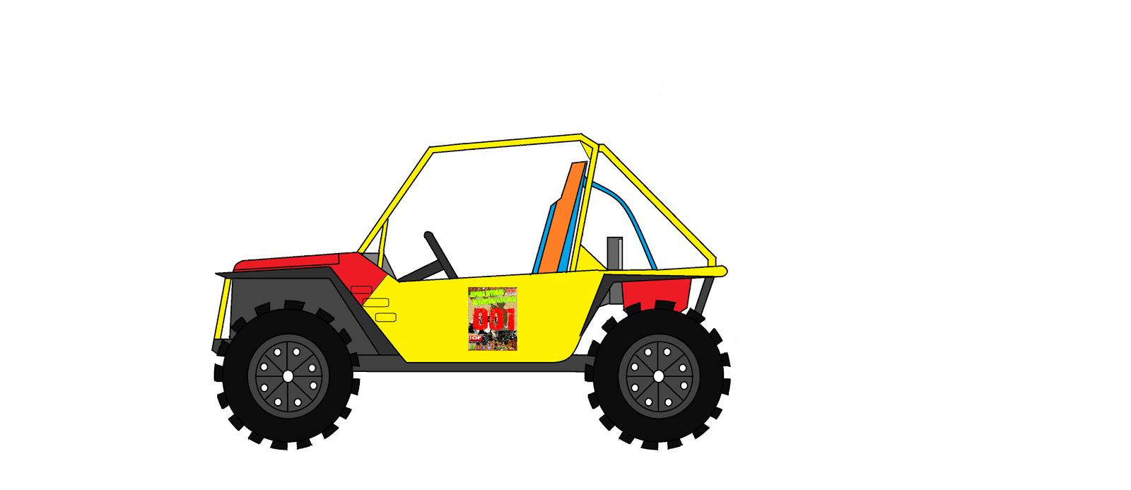 Kartun Mobil Offroad Anggota Jjc Jepara Offroad Jepara 4wd