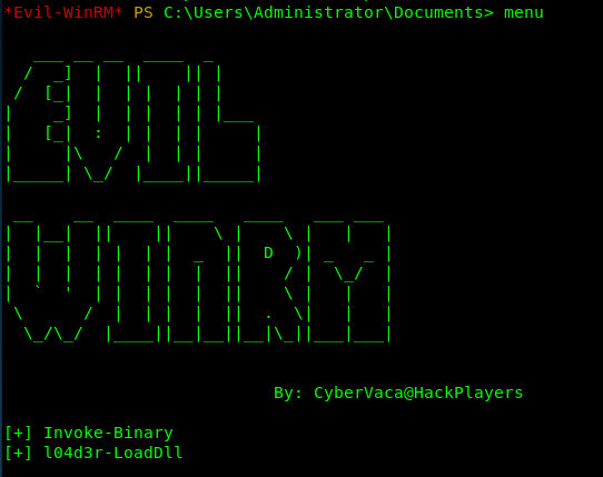 Evil-Winrm - The Ultimate WinRM Shell For Hacking/Pentesting