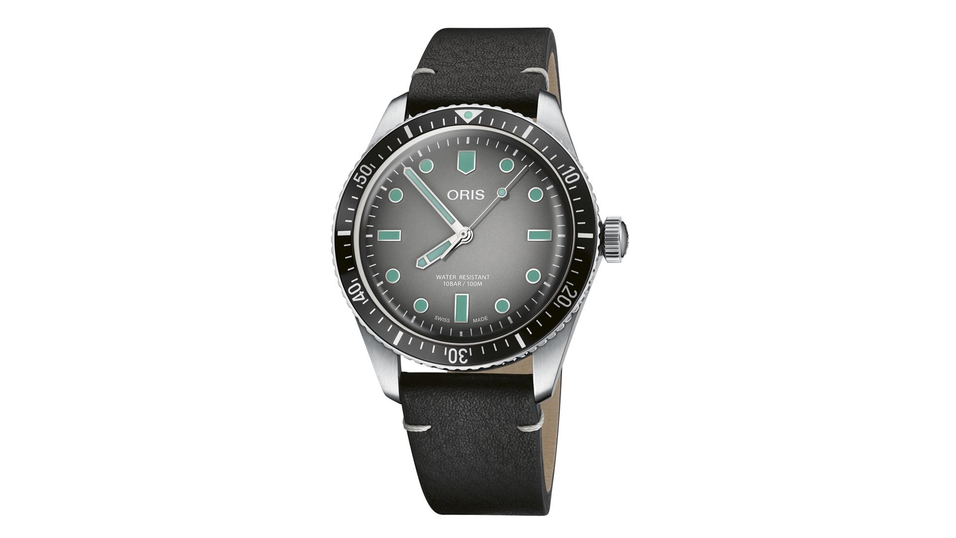 ساعات Divers من أوريس تجسد مفهوم أناقة الوقت الرياضية