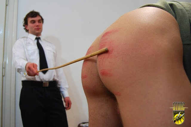 White briefs spank cane paddle your place