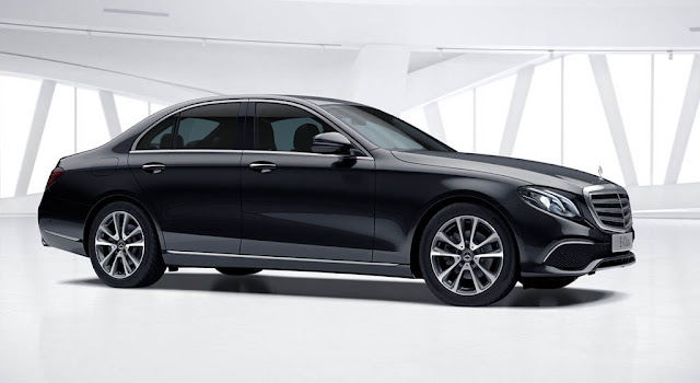 Giới thiệu chi tiết Mercedes Benz E200 Exclusive phiên bản 2020