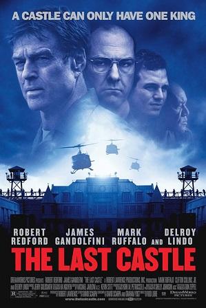 The Last Castle (2001) Hindi Dual Audio 400MB Bluray 480p
