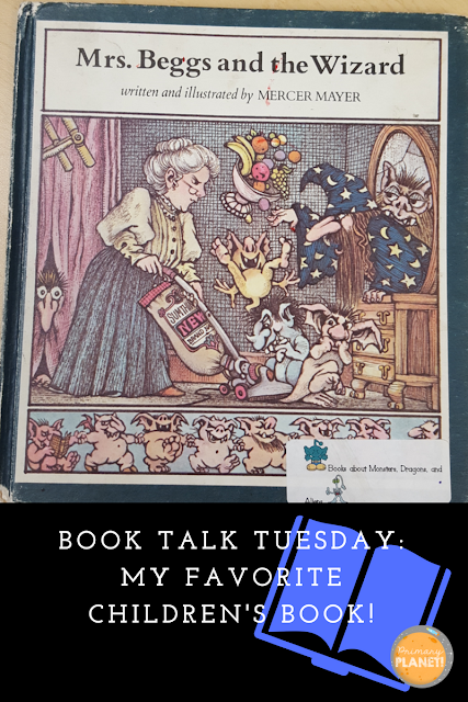 Special Book Talk Tuesday: My Favorite Children's Book!
