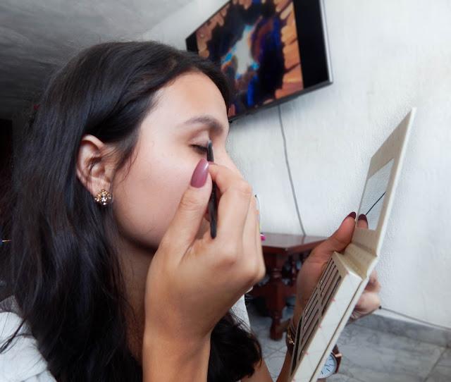 Tutorial Maquillaje Fiesta Metálico