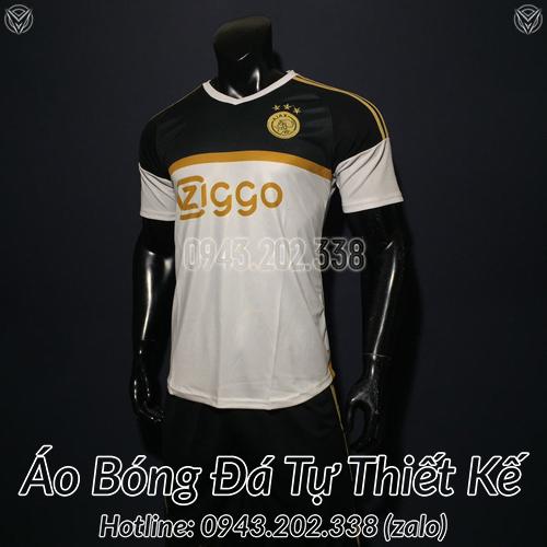 Áo Câu Lạc Bộ Ajax 2020 Training -2